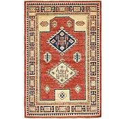 Link to 3' 5 x 5' 4 Kazak Oriental Rug