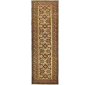 Link to 2' 10 x 8' 10 Kazak Oriental Runner Rug