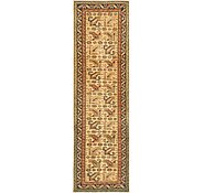 Link to 2' 8 x 9' 8 Kazak Runner Rug