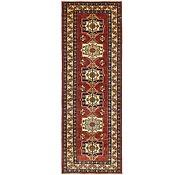 Link to 3' x 8' 8 Kazak Oriental Runner Rug