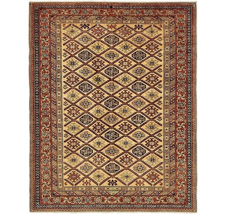 4' 8 x 6' 2 Kazak Oriental Rug