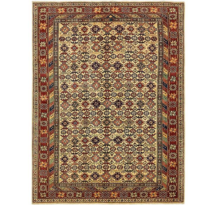 4' 7 x 6' 2 Kazak Oriental Rug