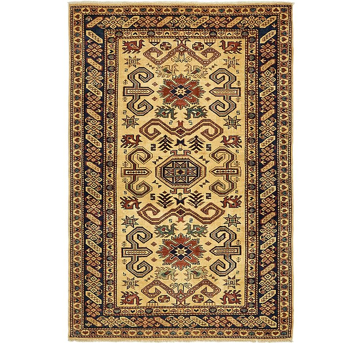 3' 6 x 5' 2 Kazak Oriental Rug