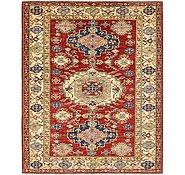 Link to 165cm x 208cm Kazak Oriental Rug