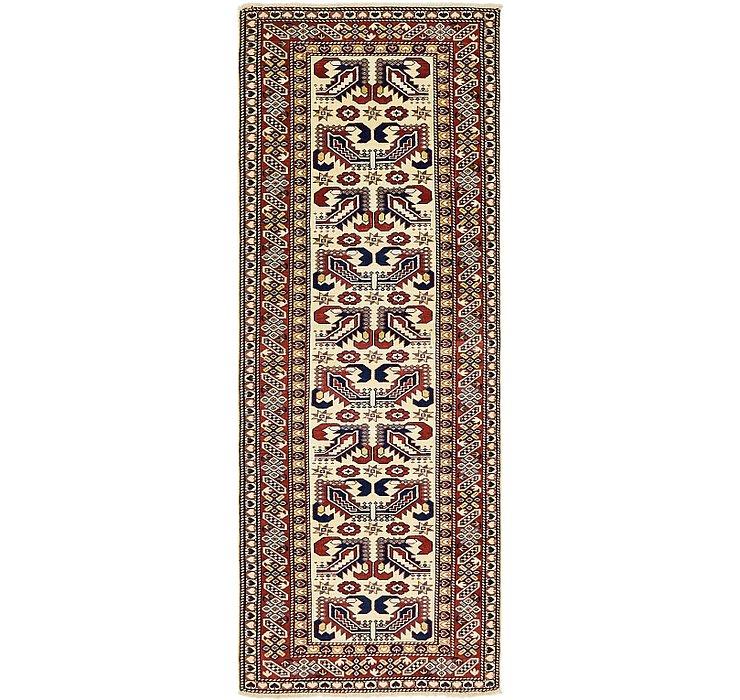 3' x 7' 9 Kazak Oriental Runner Rug