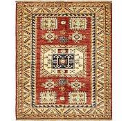 Link to 3' x 3' 9 Kazak Oriental Square Rug