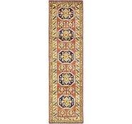 Link to 2' 5 x 9' 7 Kazak Runner Rug