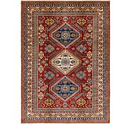Link to Unique Loom 7' 2 x 9' 8 Kazak Oriental Rug
