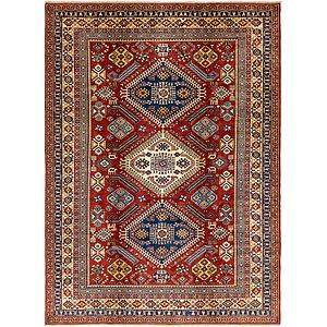 Unique Loom 7' 2 x 9' 8 Kazak Oriental Rug