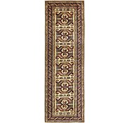 Link to 2' 9 x 8' 8 Kazak Oriental Runner Rug