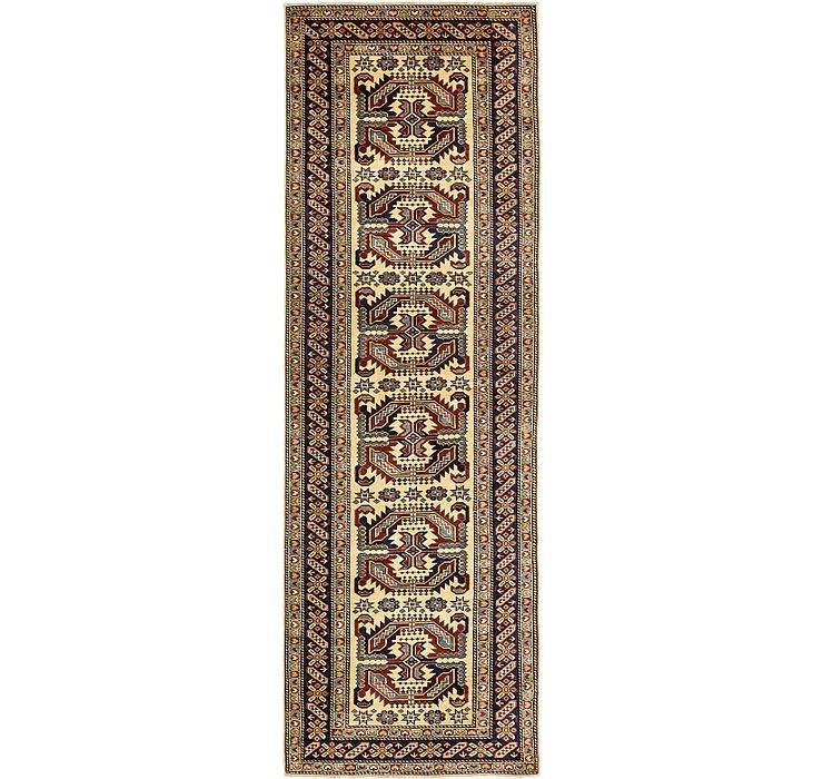 2' 9 x 8' 8 Kazak Oriental Runner Rug