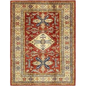 7' 9 x 10' 4 Kazak Oriental Rug