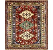 Link to 7' 3 x 8' 5 Kazak Oriental Rug