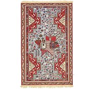 Link to 4' 10 x 6' 3 Sirjan Persian Rug