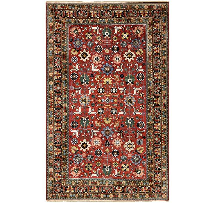 6' 2 x 10' 2 Kazak Oriental Rug