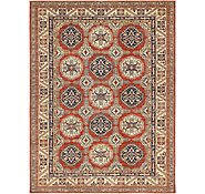 Link to Unique Loom 7' x 9' 3 Kazak Oriental Rug