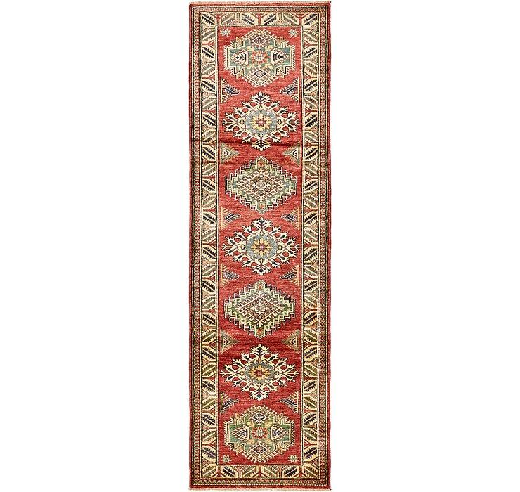 2' 7 x 9' 3 Kazak Oriental Runner Rug