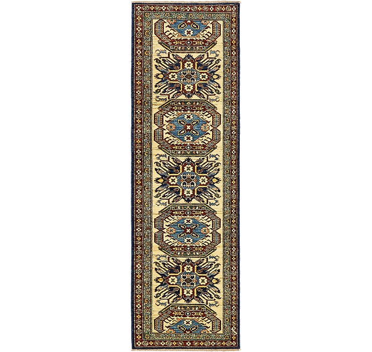 2' 9 x 9' Kazak Oriental Runner Rug