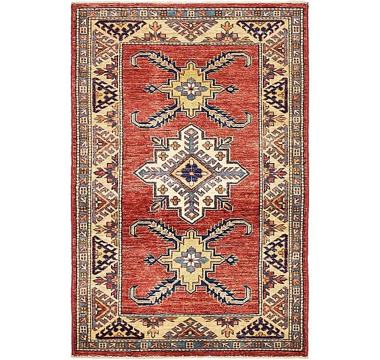 HandKnotted 2' 7 x 3' 10 Kazak Oriental Rug