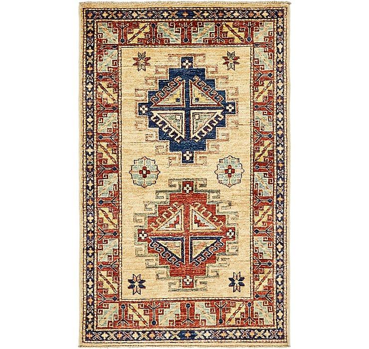 2' 7 x 4' 2 Kazak Oriental Rug