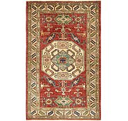 Link to 122cm x 195cm Kazak Oriental Rug