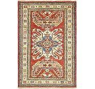 Link to 90cm x 132cm Kazak Oriental Rug