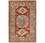 Link to 2' x 3' 3 Kazak Oriental Rug