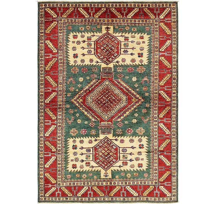 4' 10 x 7' 3 Kazak Oriental Rug