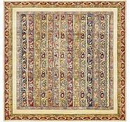 Link to 5' 10 x 6' Kazak Square Rug