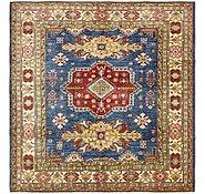 Link to 6' x 6' 3 Kazak Square Rug