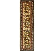 Link to 2' 10 x 10' 8 Kazak Runner Rug