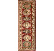 Link to 2' 7 x 7' 10 Kazak Runner Rug