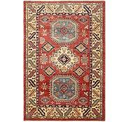 Link to 3' 10 x 5' 10 Kazak Oriental Rug