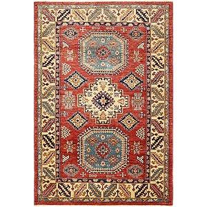 3' 10 x 5' 10 Kazak Oriental Rug