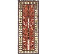 Link to 2' 8 x 6' 10 Kazak Oriental Runner Rug