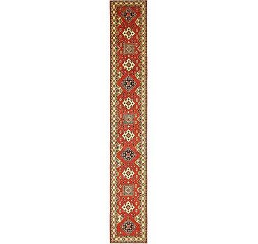 91x574 Kazak Rug