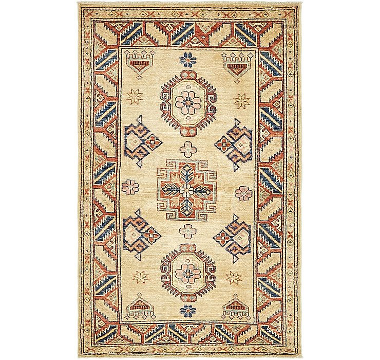 2' 9 x 4' 5 Kazak Oriental Rug