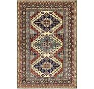 Link to 183cm x 267cm Kazak Oriental Rug