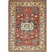 Link to 183cm x 250cm Kazak Oriental Rug