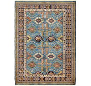 Link to 4' 6 x 6' Kazak Oriental Rug