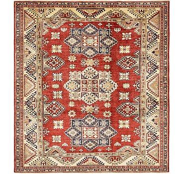 183x198 Kazak Rug