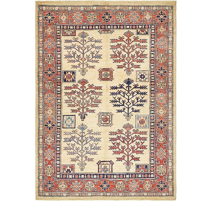 4' 9 x 6' 9 Kazak Oriental Rug