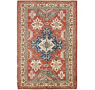 Link to 5' 6 x 8' 4 Kazak Oriental Rug