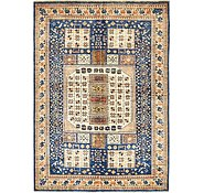 Link to 142cm x 208cm Kazak Oriental Rug