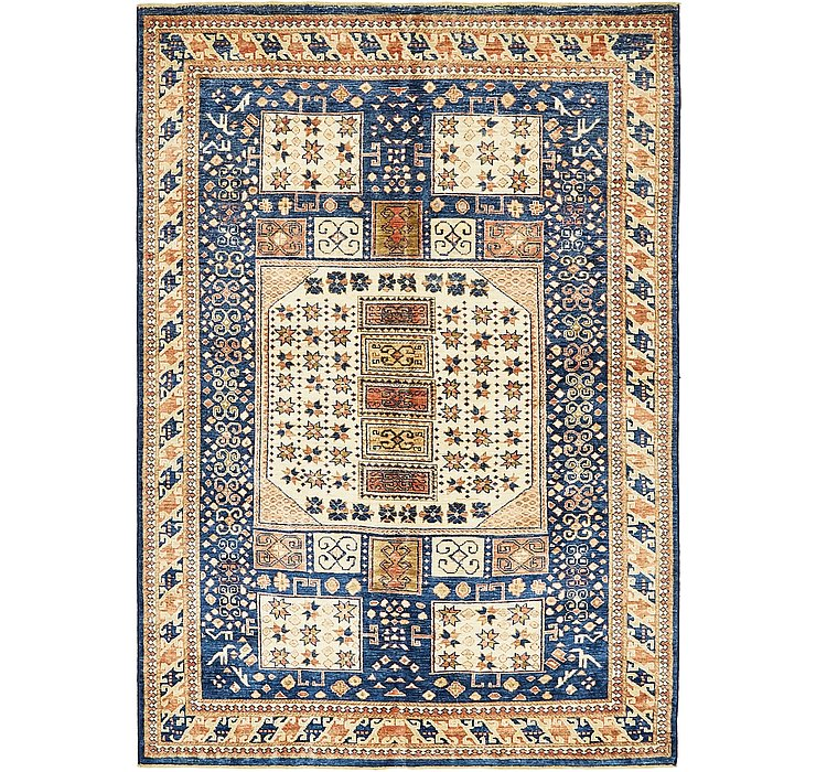 4' 8 x 6' 10 Kazak Oriental Rug