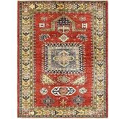 Link to 147cm x 193cm Kazak Oriental Rug