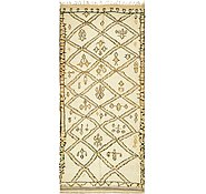 Link to 4' 7 x 10' 4 Moroccan Runner Rug
