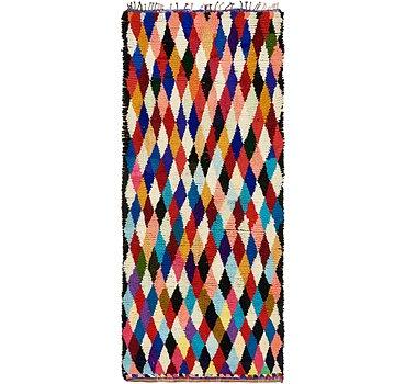 183x417 Moroccan Rug
