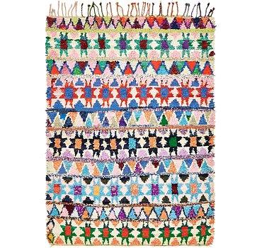 173x236 Moroccan Rug