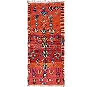 Link to 4' x 9' 9 Moroccan Runner Rug